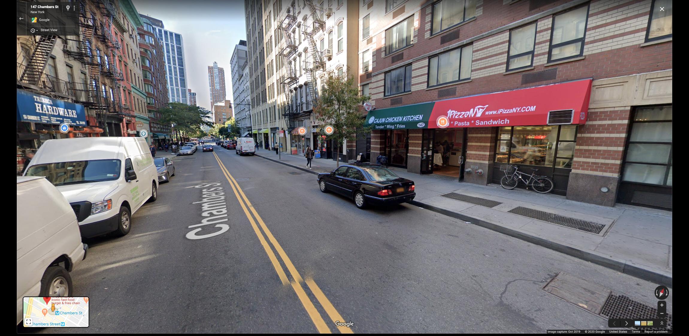 Sur Street View dans Google Maps, des pastilles interactives permettront de mieux repérer les établissements