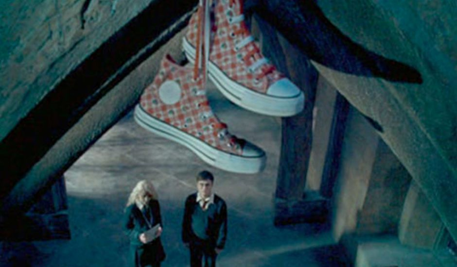 collection vans harry potter