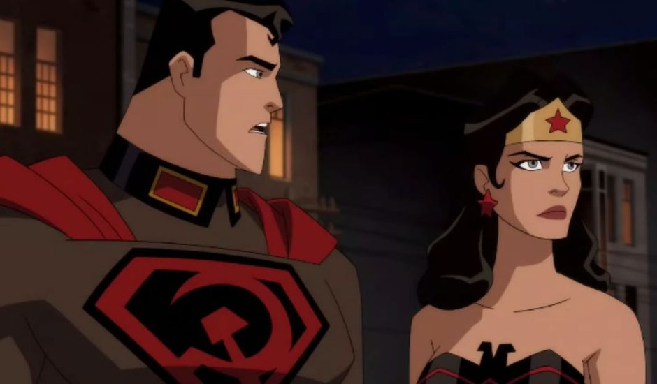 superman red son film animation warner bros dc