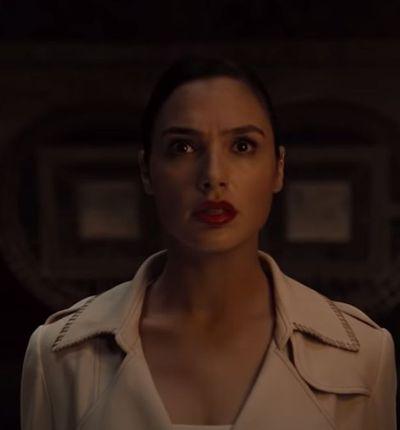 Diana Prince dans le teaser de la Snyder Cut de Justice League