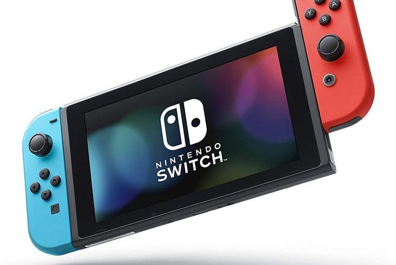 Nintendo Switch nouveautés