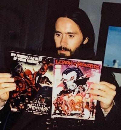 Morbius Spider-Man Sony