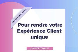 guide e-commerce expérience client étude de cas amazon