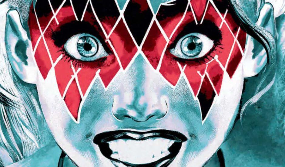Couverture de Harley Quinn : Breaking Glass, paru chez Urban Comics