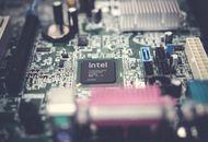 Un processeur Intel.