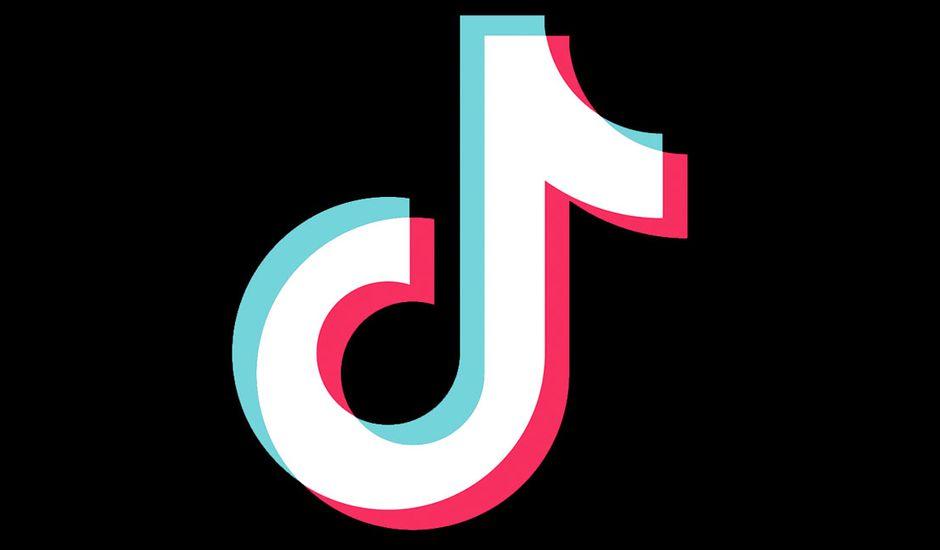 Le logo de TikTok