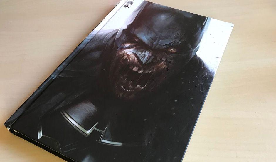 batman zombie dceased dc comics critique