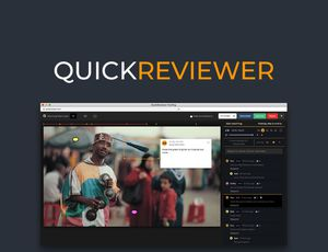 quick reviewer