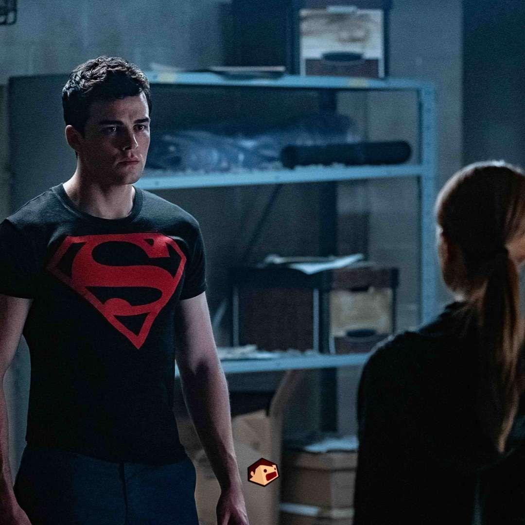 titans saison 2 superboy laboratoire cadmus