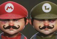 Artworks Mario et Luigi