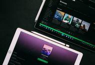 Les algorithmes analysent des morceaux sur Spotify.