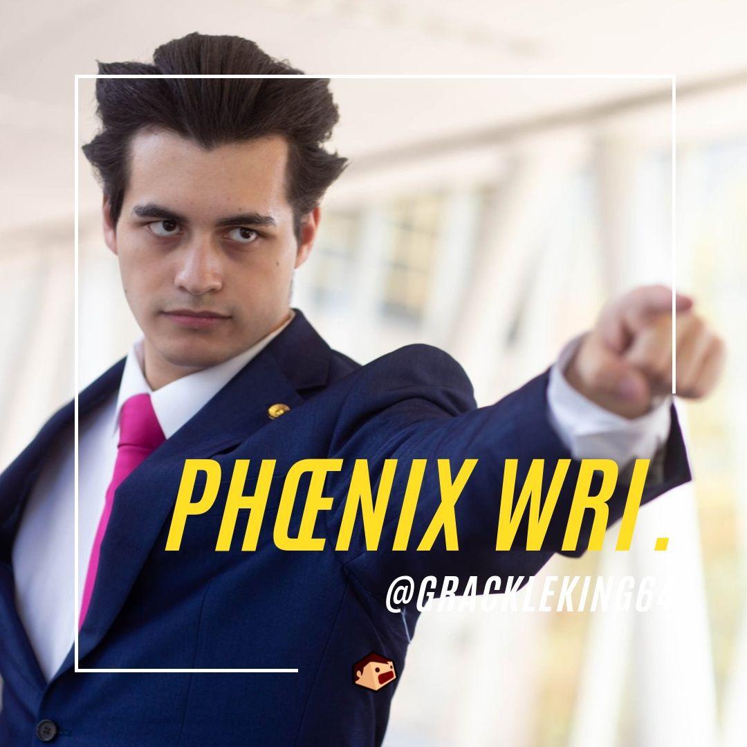 phoenix wright jeu nintendo ds cosplay