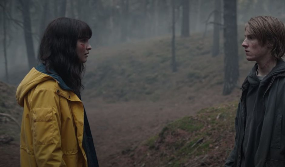 Martha et Jona dans la saison 3 de Dark