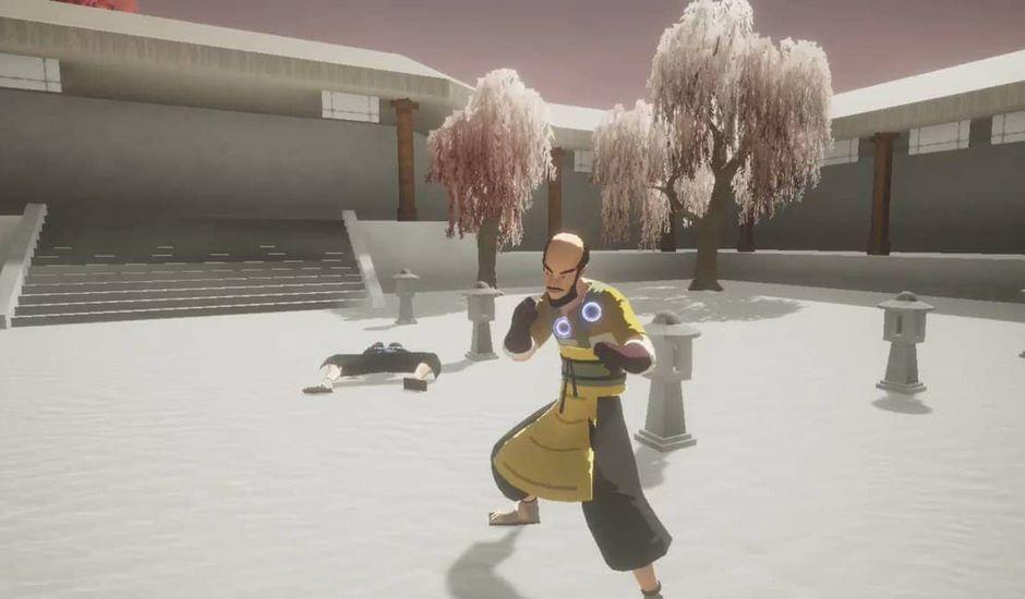 jeu vidéo de kung fu vr kungfucious