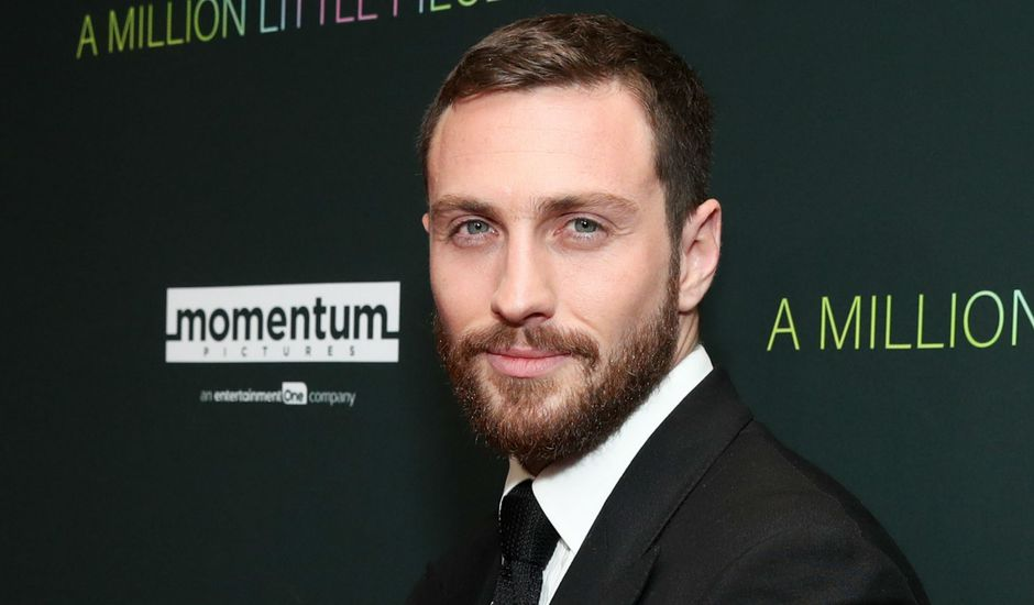 Bullet Train aaron taylor-johnson