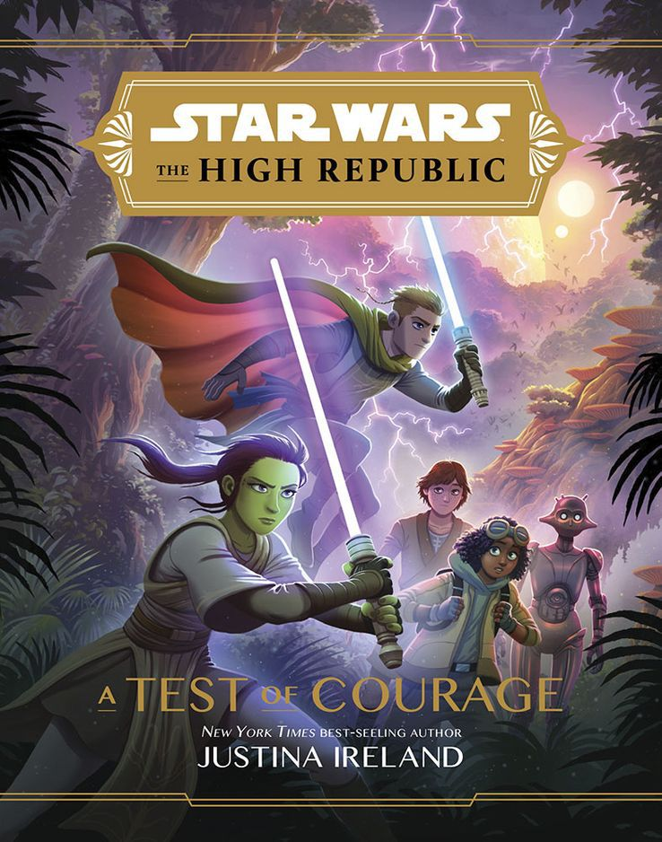 star wars high republic test of courage