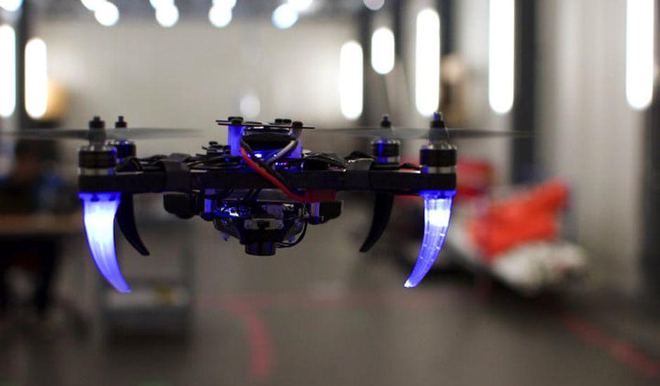 drone - eyetracking - tobipro