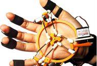 Le gant réalité virtuelle TouchVR