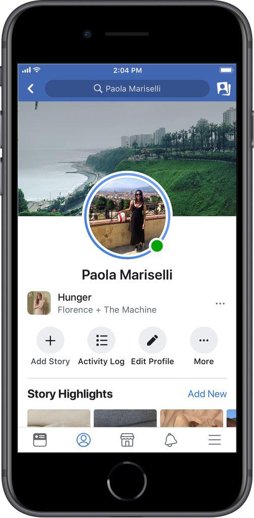 Il est désormais possible d'ajouter de la musique à vos photos et vidéos sur Facebook tout comme dans les stories !