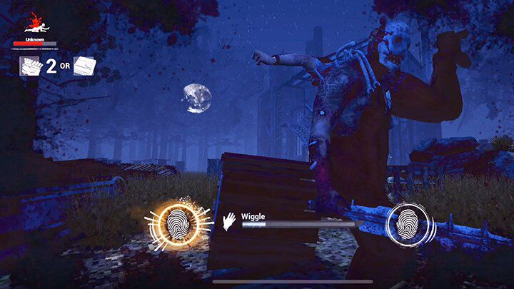 Dead By Daylight sur mobile
