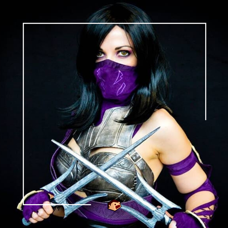 deedee mortal kombat cosplay