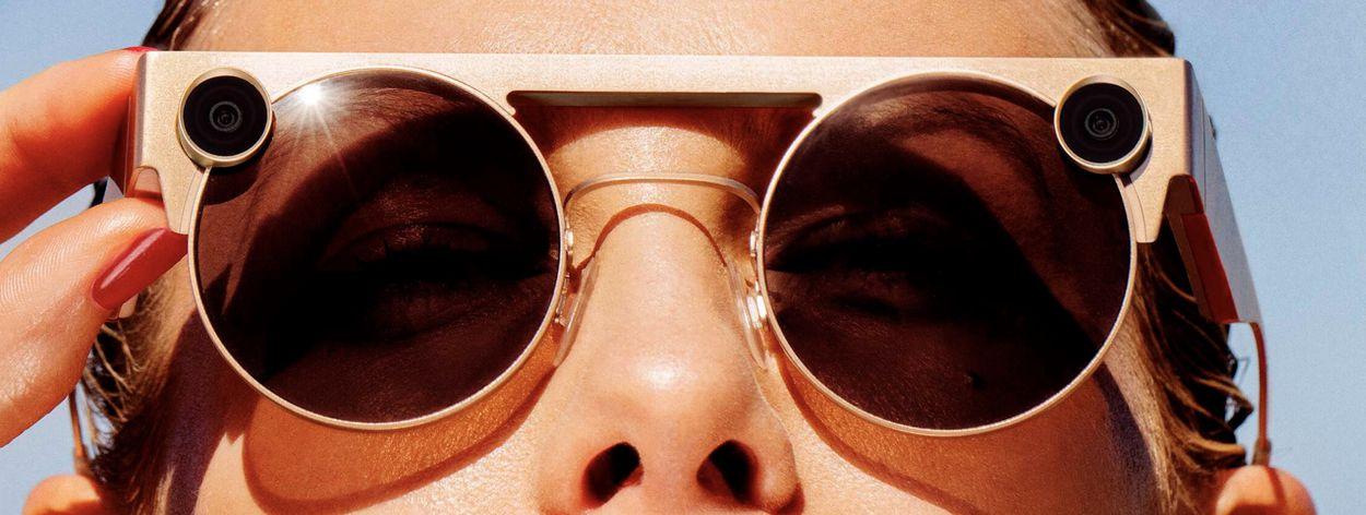 Snapchat présente ses lunettes Spectacles 3 en édition limitée