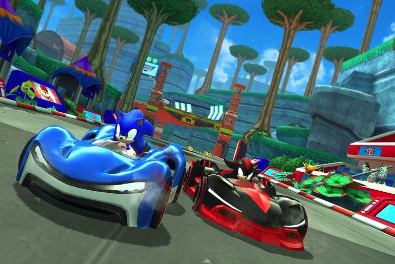 Aperçu du jeu Sonic disponible à l'automne prochain via l'Apple Arcade