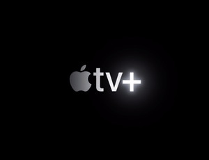Logo de Apple TV+