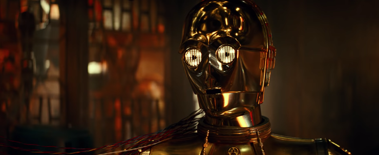 l'ascension de skywalker c3po