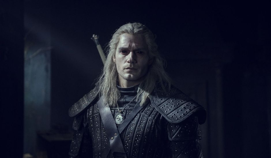 The Witcher : série Netflix.