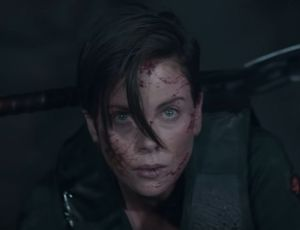 Charlize Theron dans The Old Guard