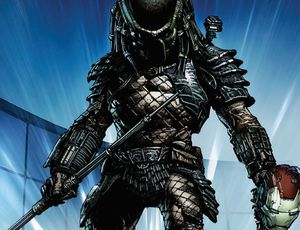 marvel comics predator