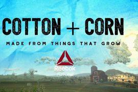 reebok cotton and corn