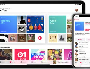 Apple Music dispose d'une nouvelle playlist.