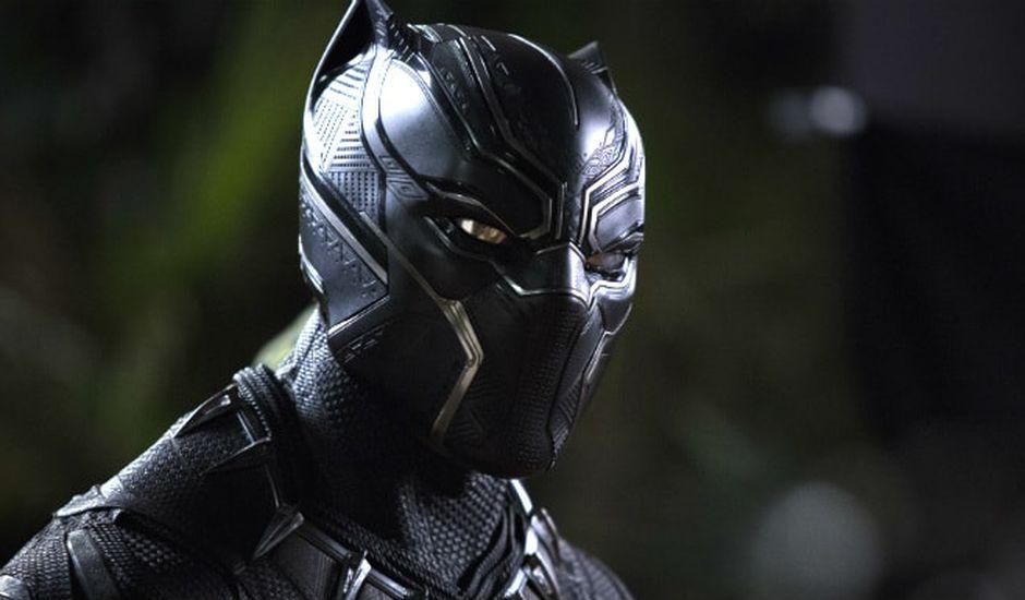 black Panther numéro deux au box-office mondial