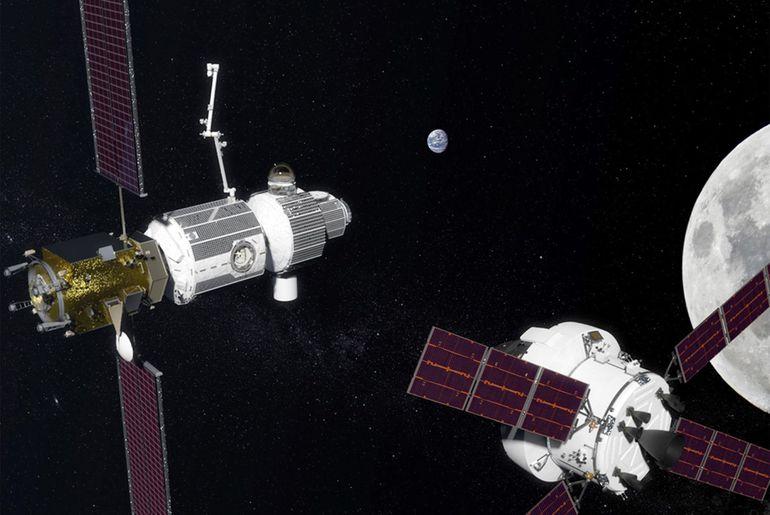 Les plans de la NASA pour aller sur la Lune sont flous.