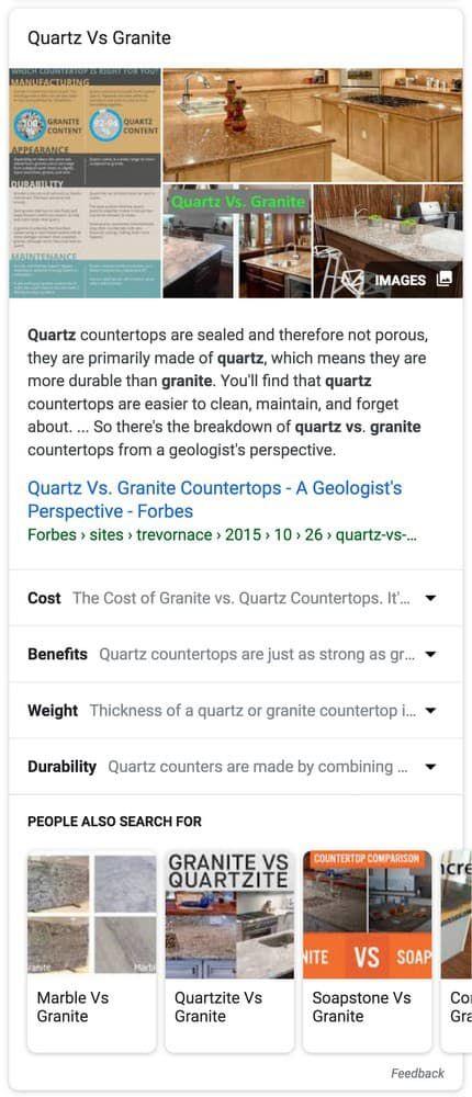Google facilite la recherche avec les sous-thèmes