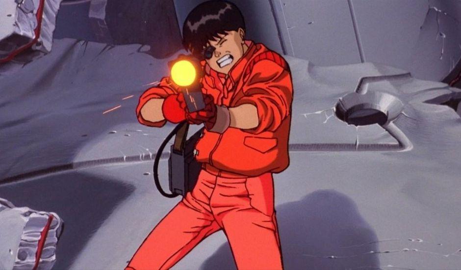Kaneda Shotaro dans Akira