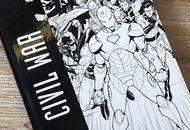 Civil War Édition Noir et Blanc