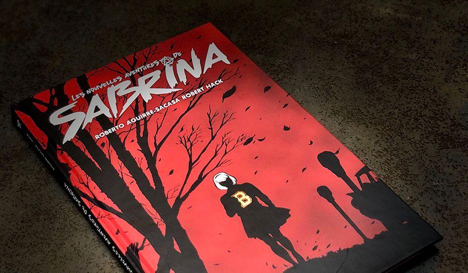 les nouvelles aventures de sabrina comics critique