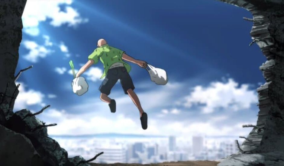 One-Punch Man trailer saison 2