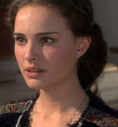 Natalie Portman dans Star Wars : La Revanche des Sith