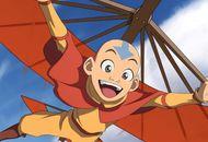 Aang dans Avatar, le dernier maître de l'air