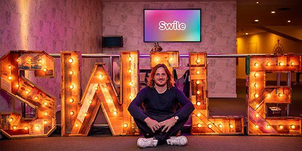 Le CEO de Swile Loïc Soubeyrand, au soutien de la cohésion d'équipe