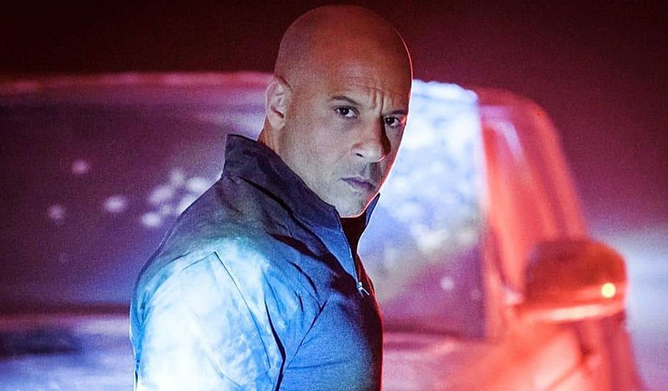 Vin Diesel dans Bloodshot sur Amazon Prime Video