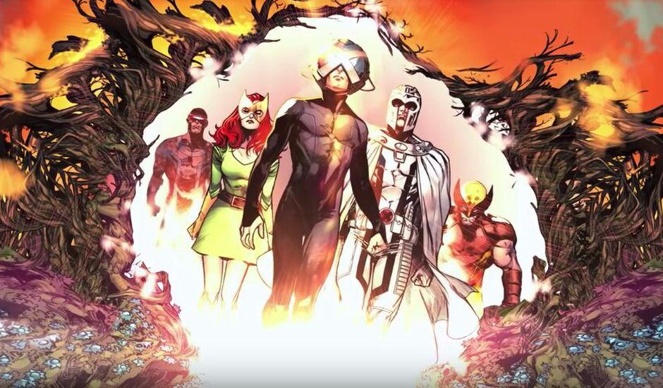 Les X-Men reviennent dans 2 comics cet été