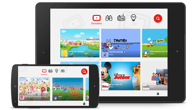 YouTube Kids France