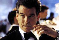 Pierce Brosnan incarnant James Bond
