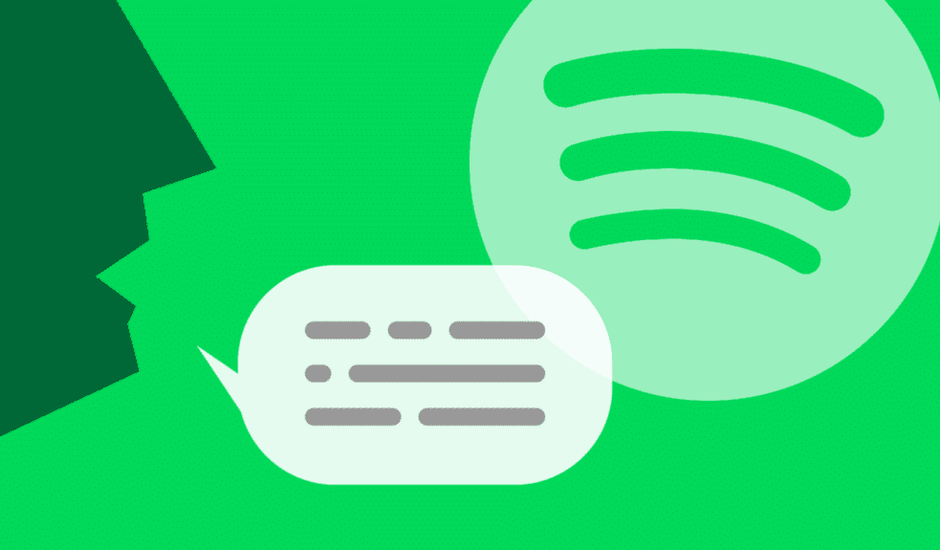 Spotify assistant vocale