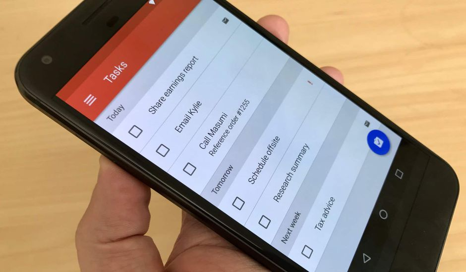 microsoft exchange gmail android